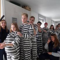 Weekendje gevangenis 13-15 april