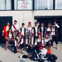 KLJ KAMP 2018 - Piraten